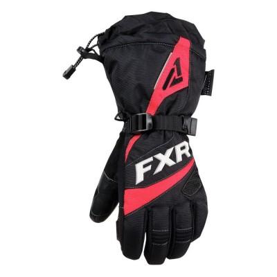 Перчатки FXR Fusion с утеплителем 190820-1093
