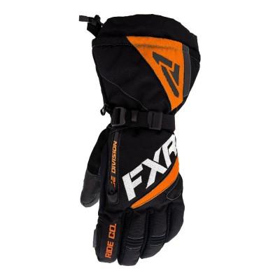 Перчатки FXR Fuel с утеплителем 220810-1030
