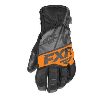 Перчатки FXR Fuel с утеплителем 190805-1030