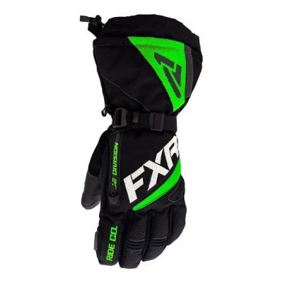 Перчатки FXR Fuel с утеплителем 220810-1070
