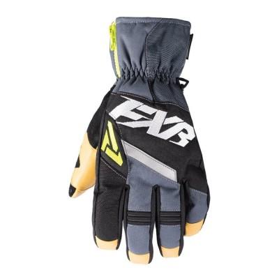 Перчатки FXR CX Short Cuff с утеплителем 180804-1008
