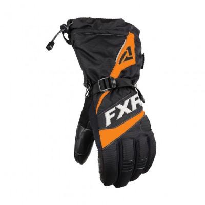 Перчатки FXR Fuel с утеплителем 200800-1030