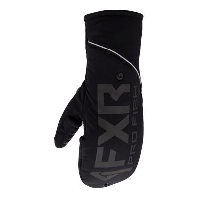 Рукавицы FXR Excursion с утеплителем 220821-1000