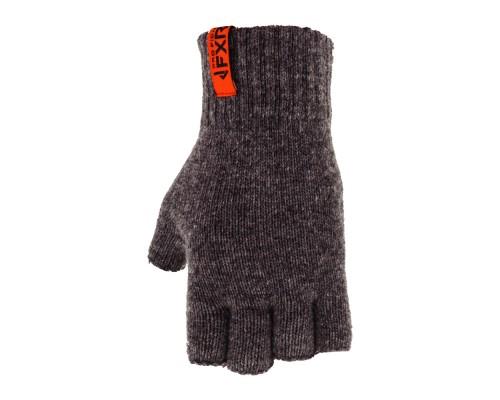 Перчатки FXR Half Finger Wool 210822-1000