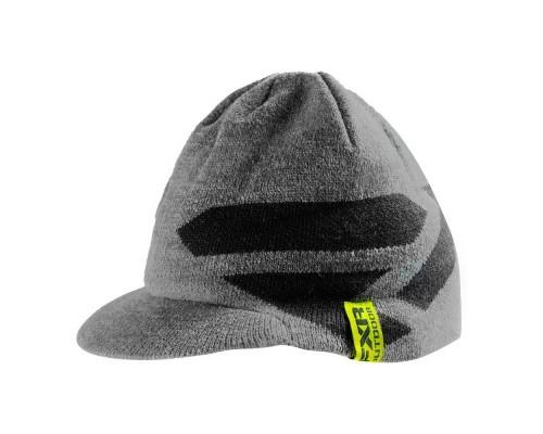 Шапка FXR Icon Wool Grey Heather 181613-0600