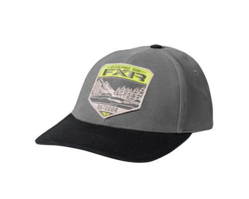 Бейсболка FXR Monarch Mountain 171901-0865