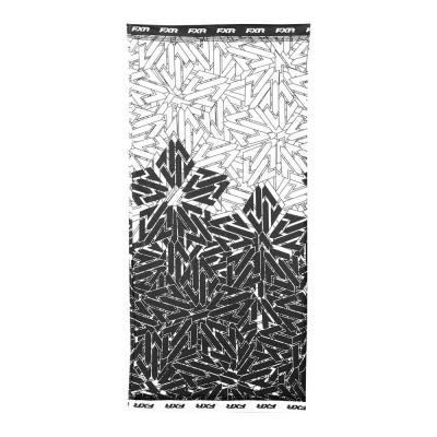 Бандана FXR Icon Black/White 181604-1201