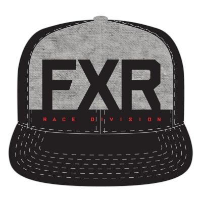 Бейсболка FXR Helium Black/Grey 201640-1005