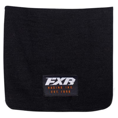 Воротник FXR Infinite Black/Orange 191609-1030