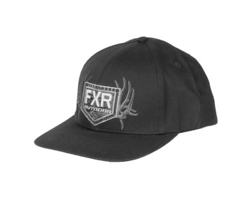 Бейсболка FXR Antler Black Ops 191606-1010