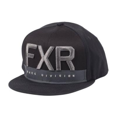 Бейсболка FXR Helium Black/Char 201640-1008