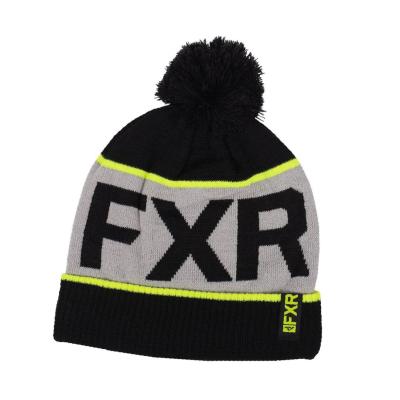 Шапка FXR Excursion Black/Hi Vis 201648-1065
