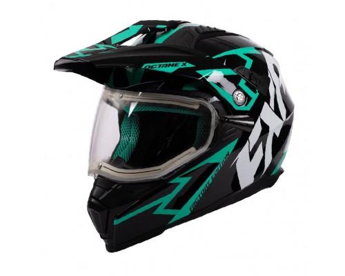 Шлем с подогревом визора FXR Octane X Deviant 200620-1052 _UC
