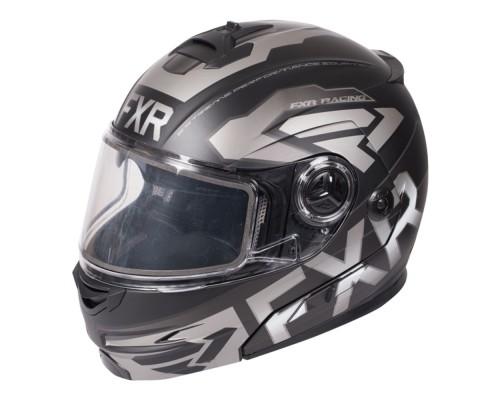 Шлем FXR Fuel Modular Evo Black Ops 190624-1010