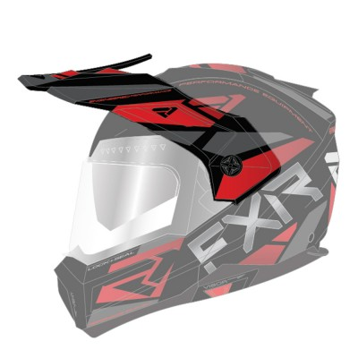 Козырек FXR Maverick Modular Team 201744-1020