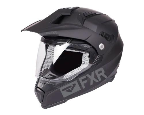 Шлем FXR Octane X Recoil Black Ops 190615-1010