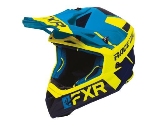 Шлем FXR Helium Race Div 200612-4065