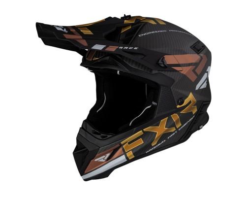 Шлем FXR Helium Carbon 210600-0900