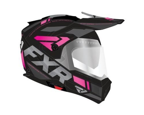 Шлем с подогревом визора FXR Maverick Team 200624-1090