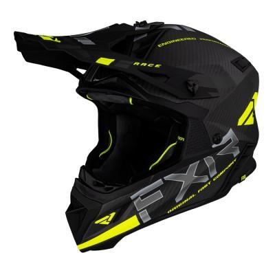 Шлем FXR Helium Carbon 210600-6508