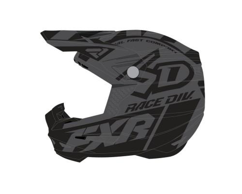 Шлем FXR Blade 2.0 Carbon Race Div 190603-1010