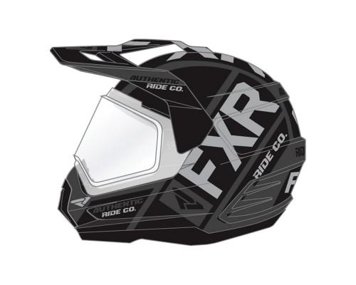 Шлем FXR Torque X Evo Black Ops 190610-1010