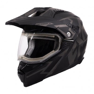 Шлем с подогревом визора FXR Octane X Deviant 200620-1010