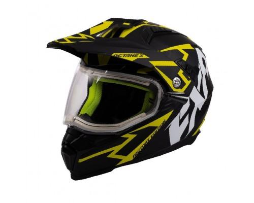Шлем с подогревом визора FXR Octane X Deviant 200620-1065