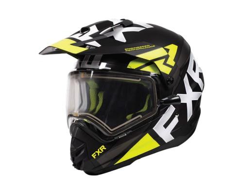 Шлем FXR Torque X Evo 210622-6500 _UC