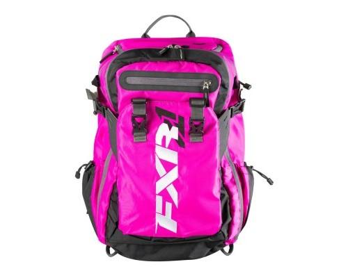 Рюкзак FXR Ride Fuchsia/Black 183202-9010
