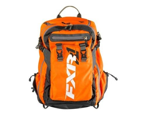 Рюкзак FXR Ride Orange/Black 183202-3010