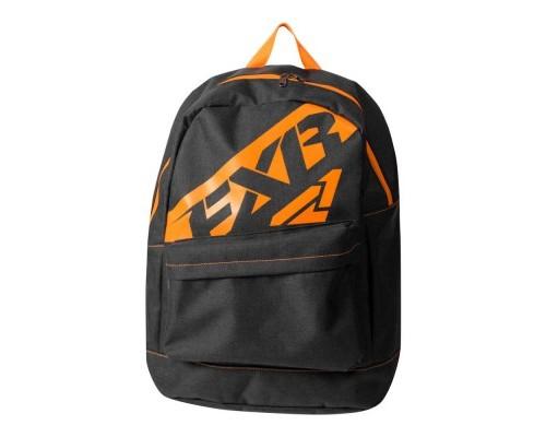 Рюкзак FXR Holeshot Char/Orange 183201-0830